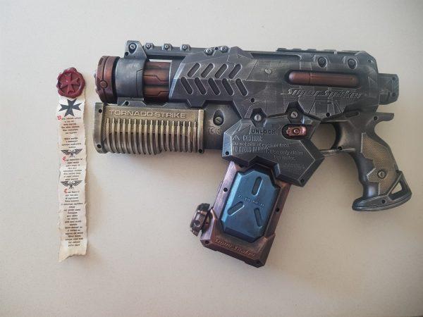 SteamPunk Toy Guns